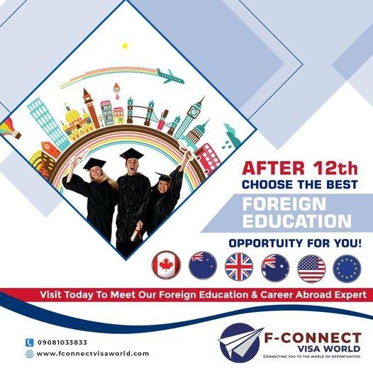 F- Connect Visa World