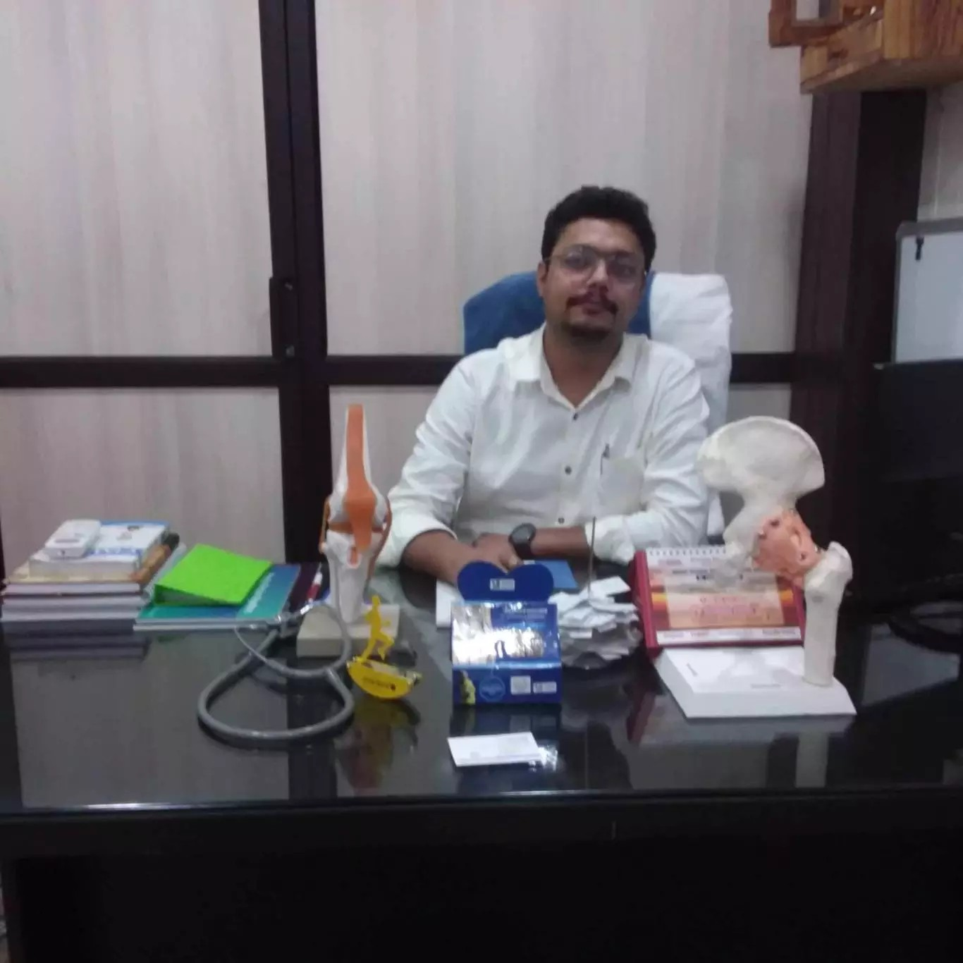 Dr. Tushar Anand