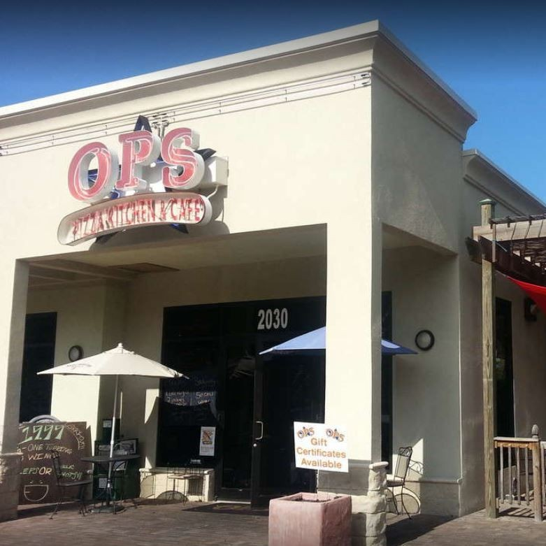 OPS Pizza Kitchen & Cafe