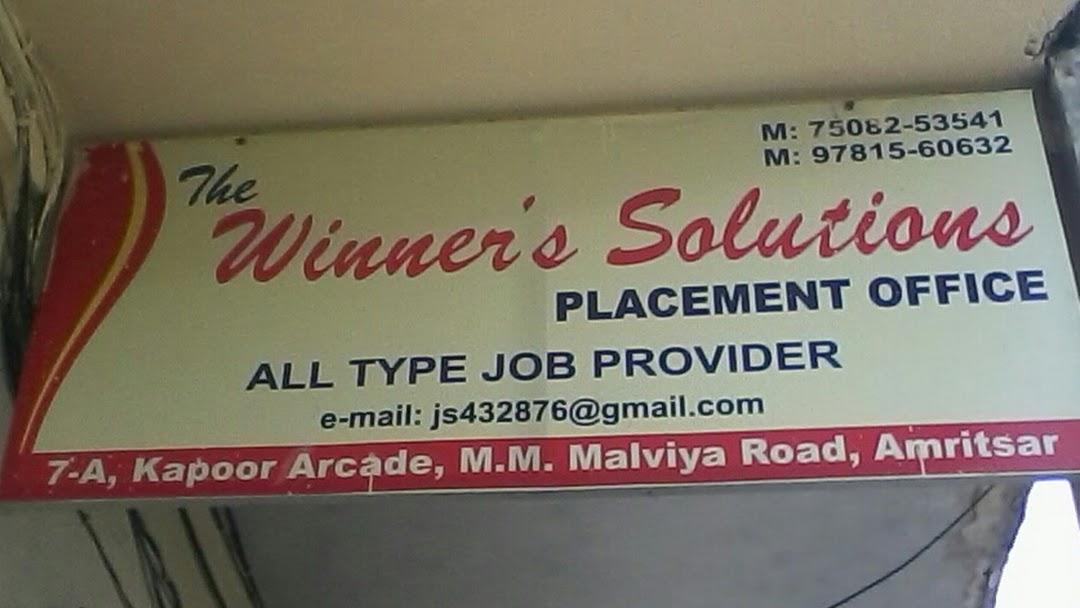 The Winner's Solutions
