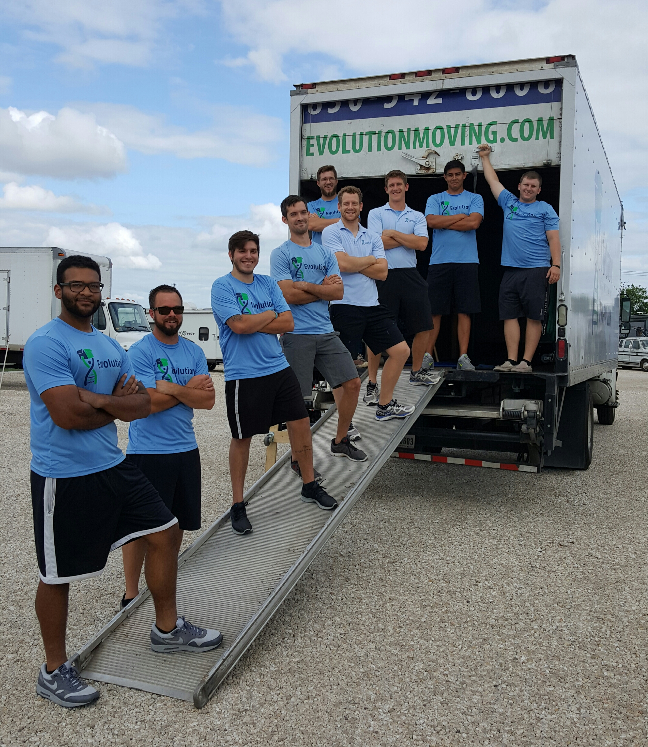 Evolution Moving Company
