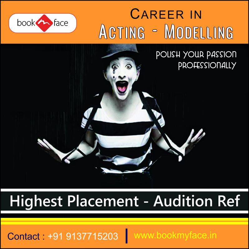 bookmyface Acting Classes