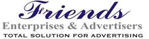 Friends Enterprises & Advertisers printing