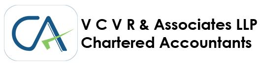 V C V R & Associates LLP, Chartered Accountants