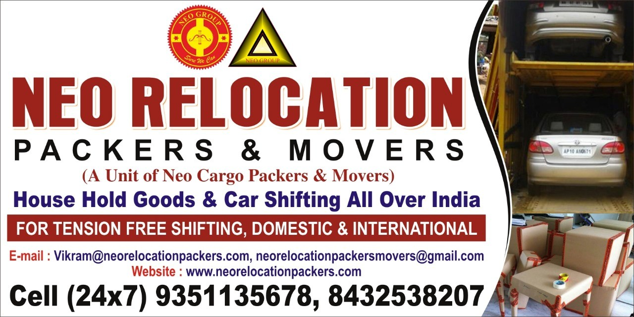 NEO RELOCATION PACKERS AND MOVERS