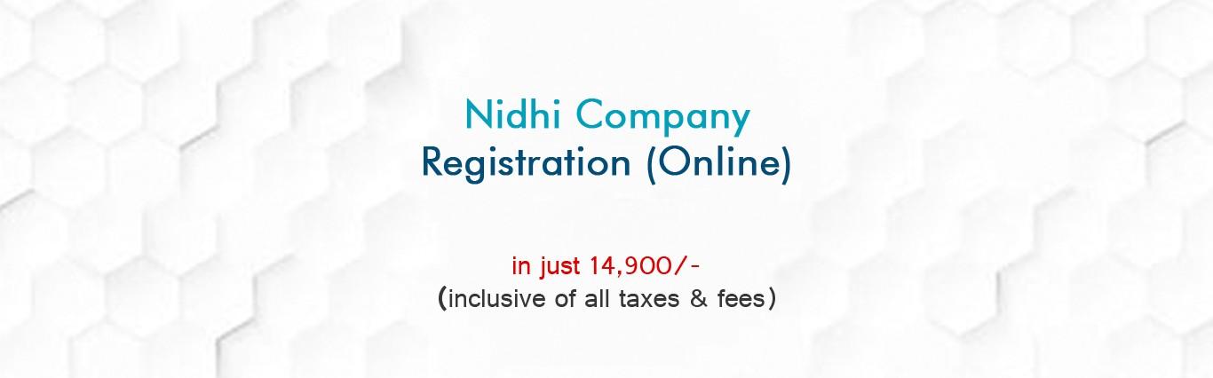 nidhi company registration online-webinfotech