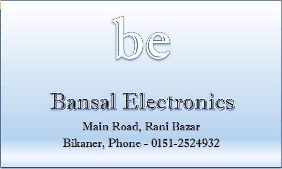 Bansal Electronics
