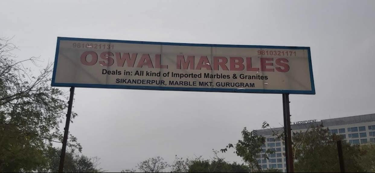 Oswal Marbles