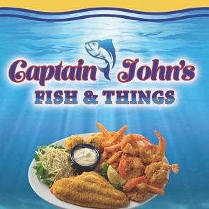 Captain John`s Fish & Things