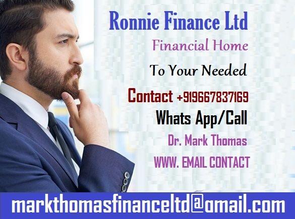 Ronnie Finance Ltd
