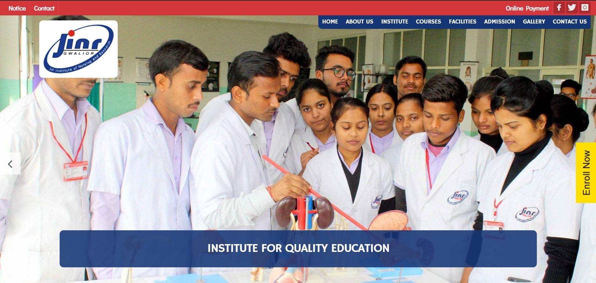 Jai Institute of Nursing & Research