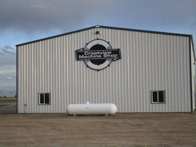 Crestview Machine Shop