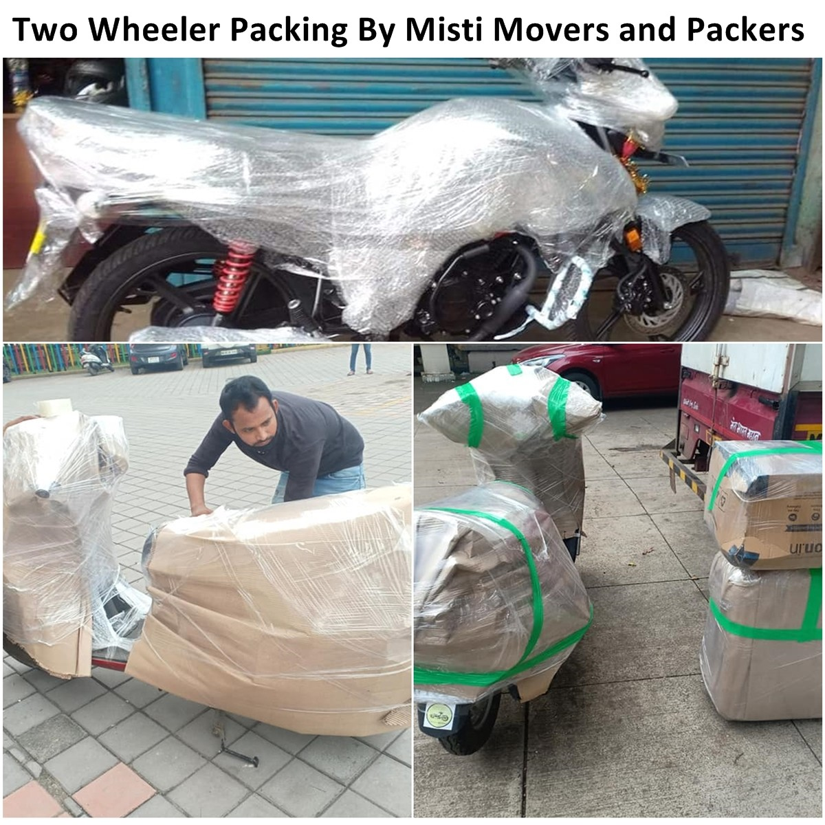 Misti Movers and Packers
