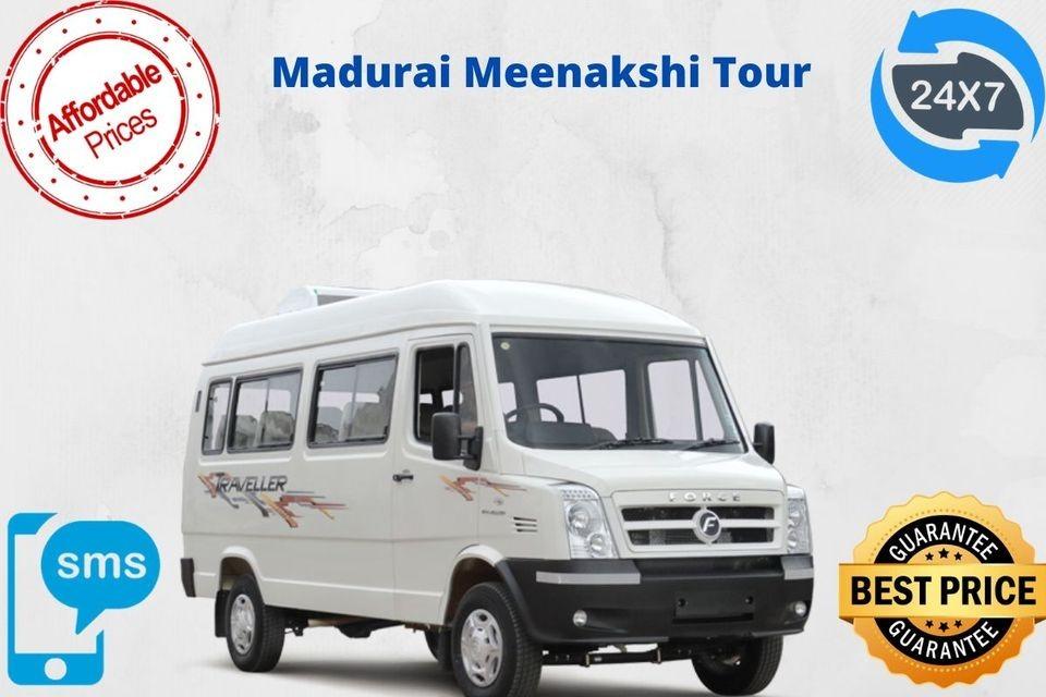Madurai Meenakshi Tours