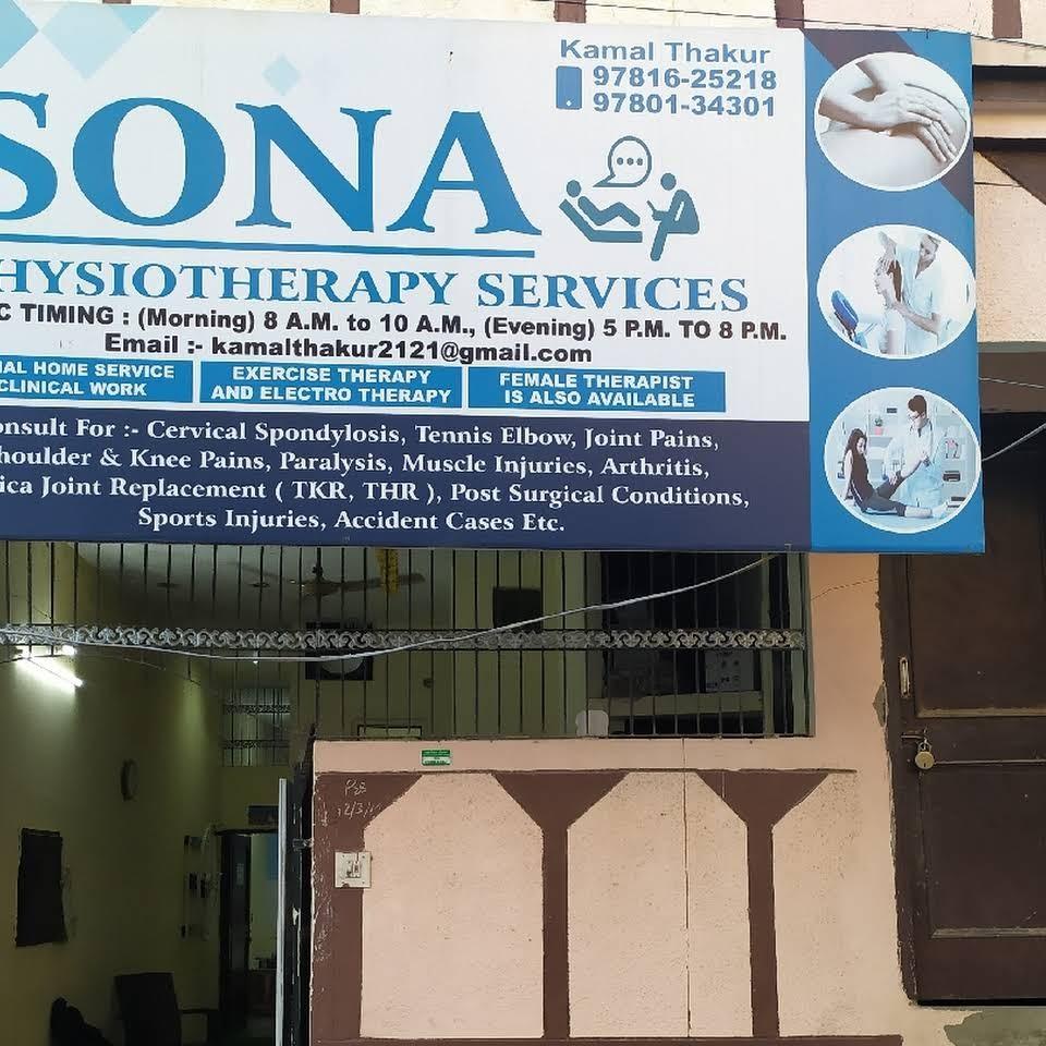 Sona Physiotherapy