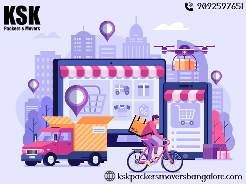 KSK Packers Movers