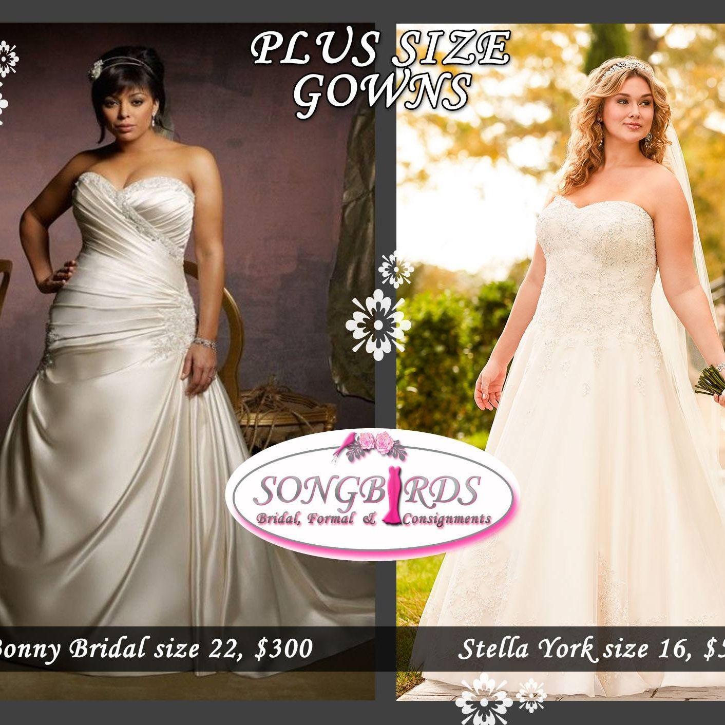 Songbirds Bridal, Formal & Consignments