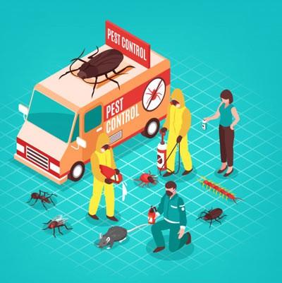 Pest Control Indian Service