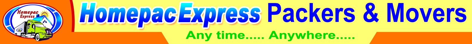 Homepac Express Packers & Movers