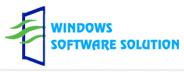 Window Software Solution