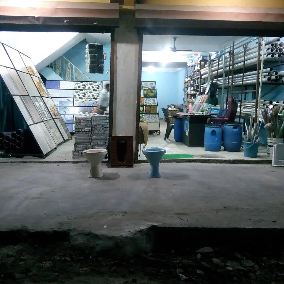 Shree Giriraj Tiles Showroom