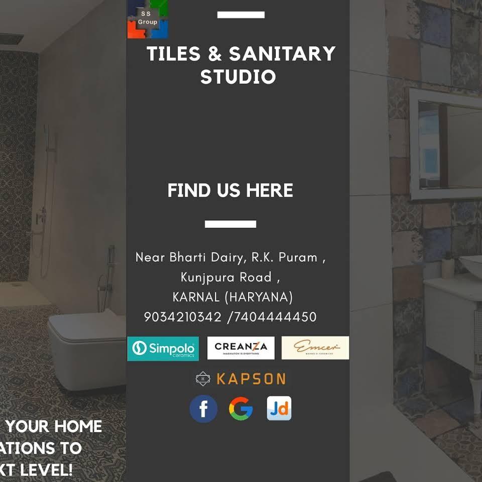 Tiles & Sanitary Studio By SS GROUP