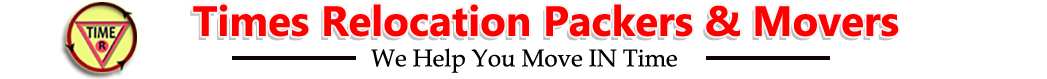 Times Relocation Packers and Movers