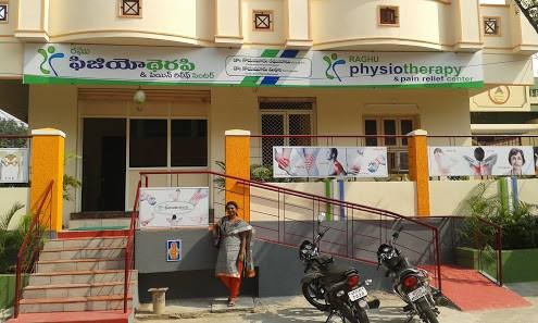 Raghu Physiotherapy & pain relief center