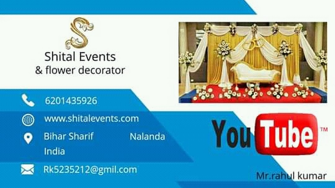 Shital events & flower decorator