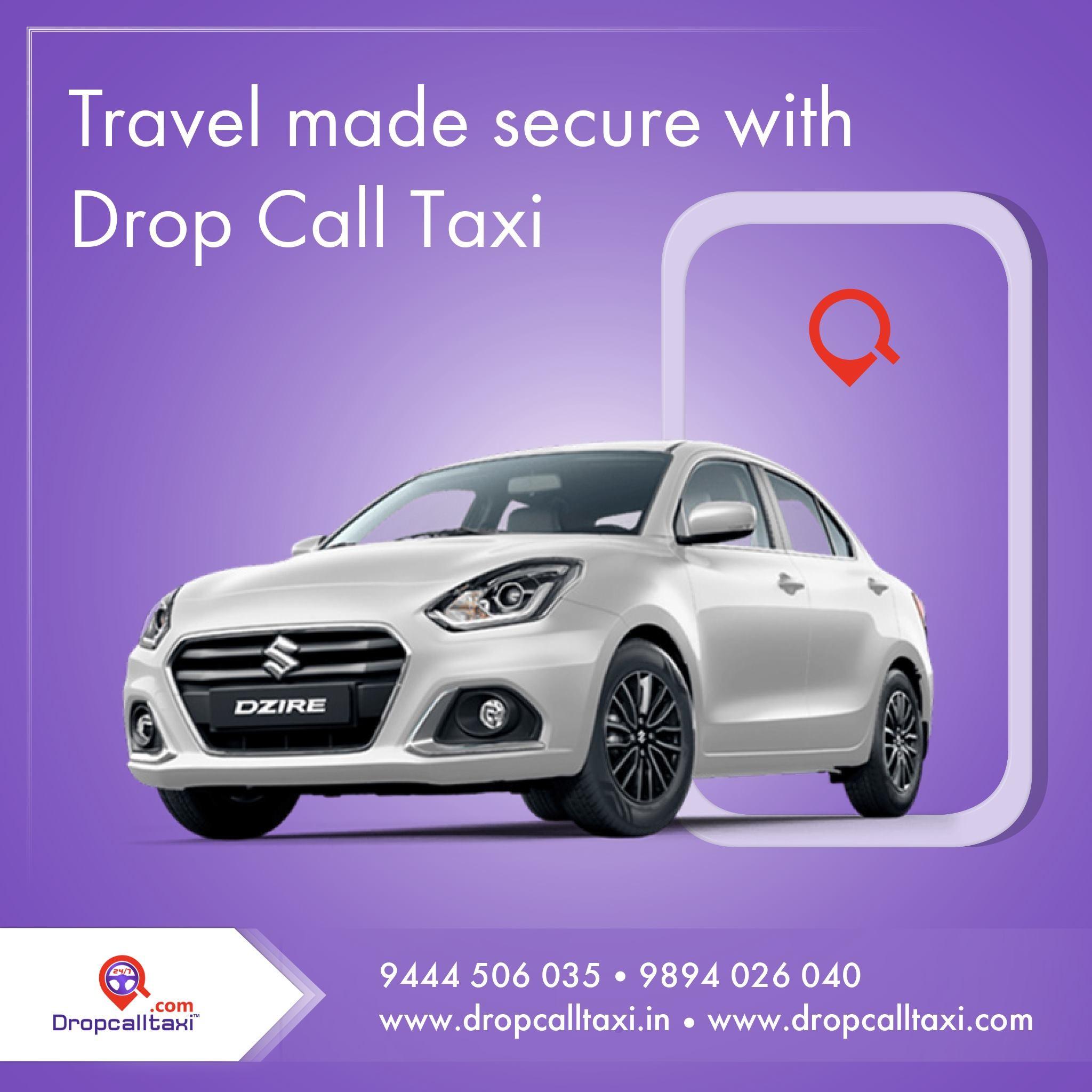 Drop Call Taxi