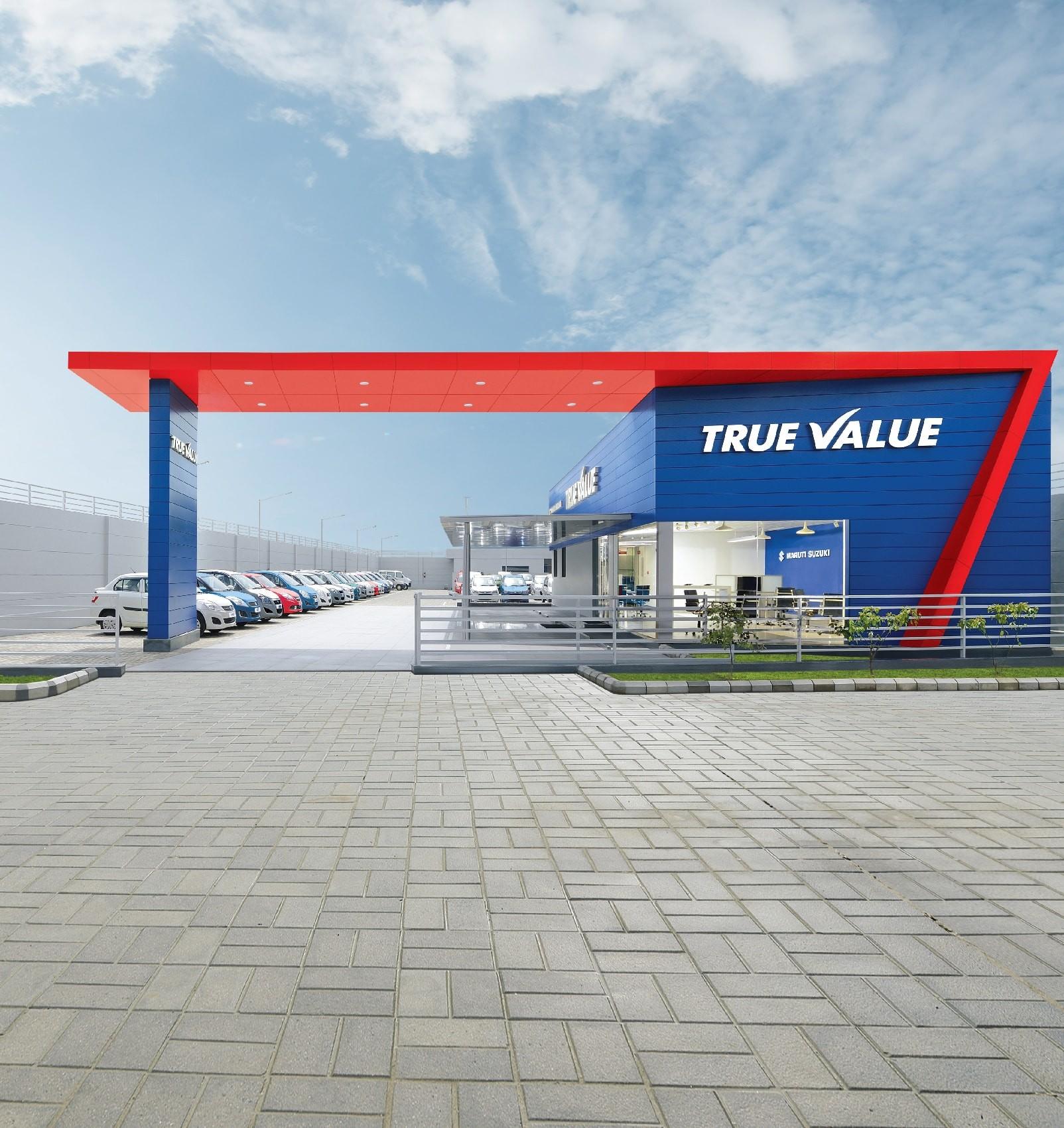 Maruti Suzuki True Value Hindustan Auto Agencies