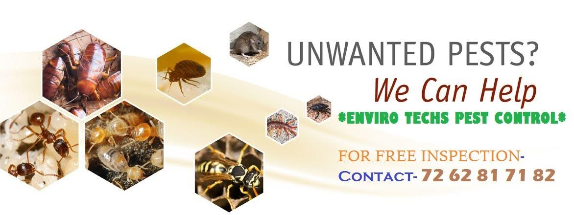 Enviro Techs Pest Control & Multiservices