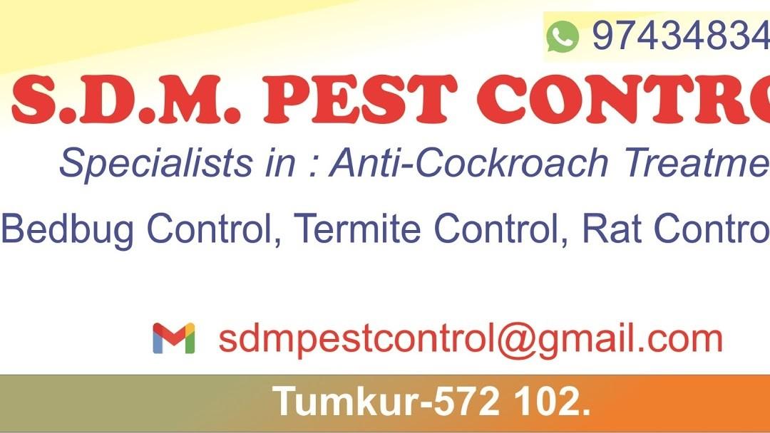 SDM PEST CONTROL