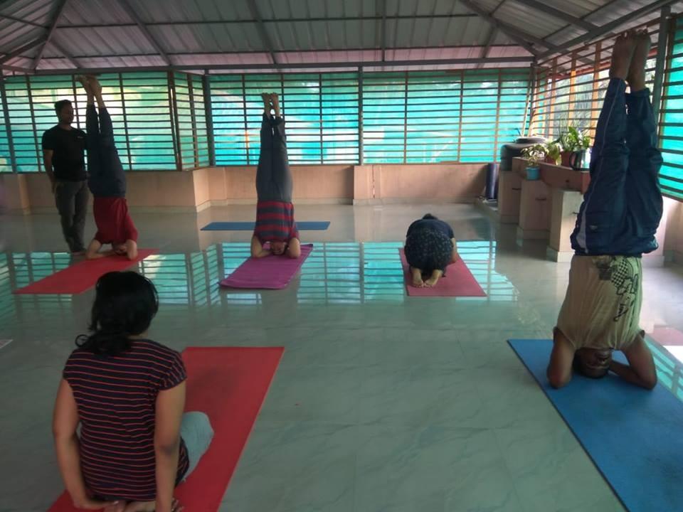 Yoga Vidhya Kendram