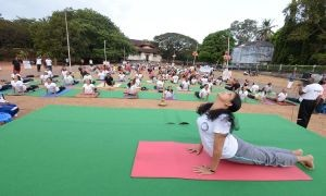 Thrissur yoga Association