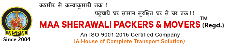 Maa Shera Wali Packers and Movers
