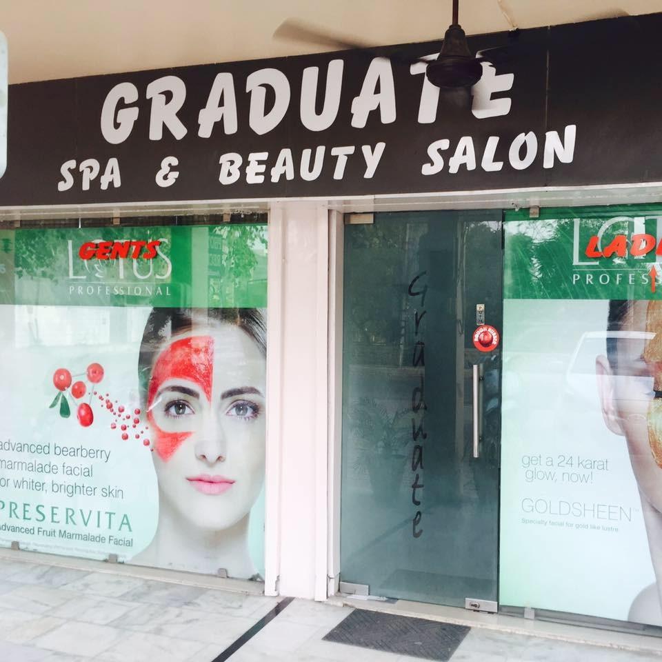 Graduate beauty salon