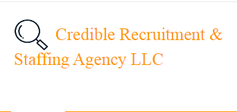 Credible Recruitement & Staffing Agency