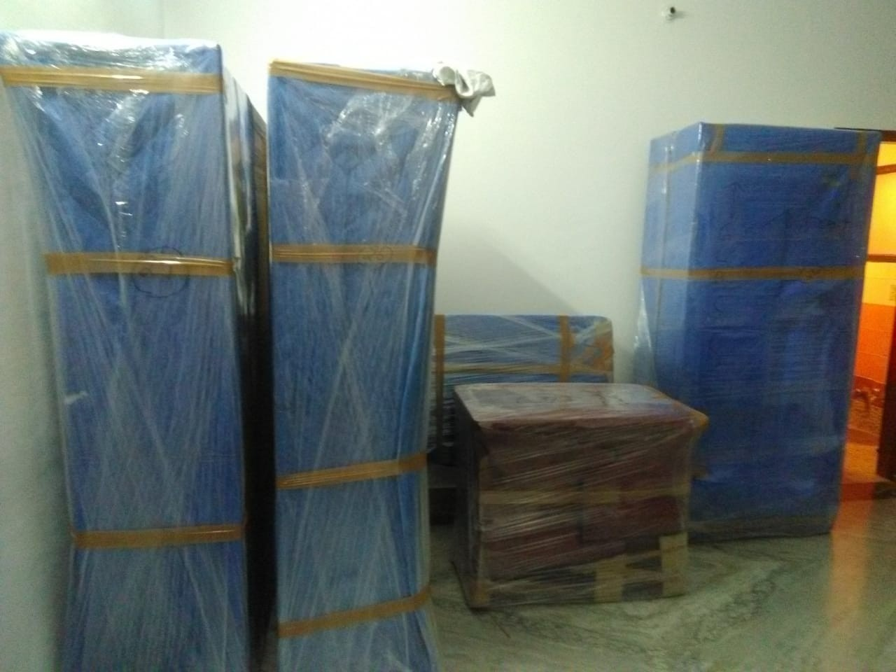 AGS PACKERS & MOVERS