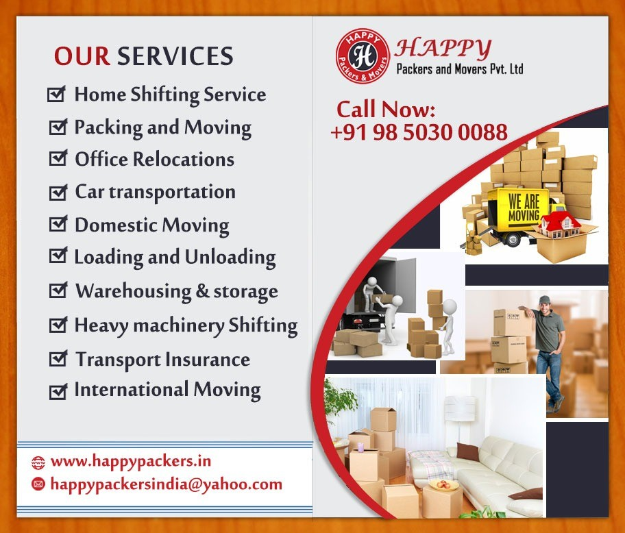 Happy Packers and Movers Ltd