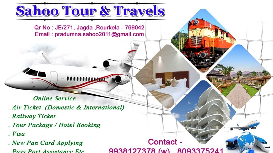 Sahoo Tour and Travels