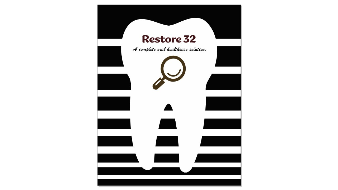 Restore 32. A complete oral healthcare solution.
