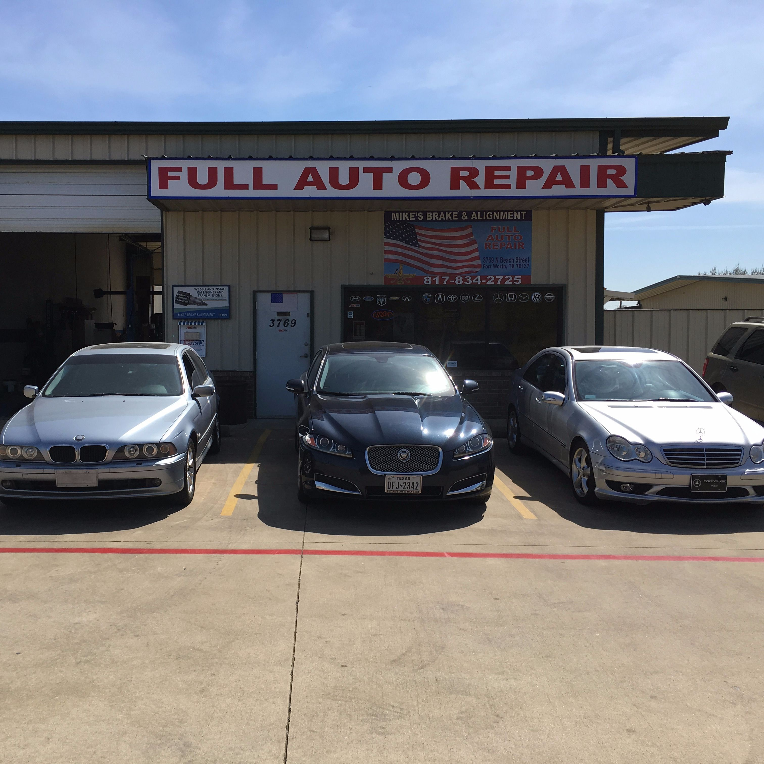 Mike's Brake & Alignment Shop