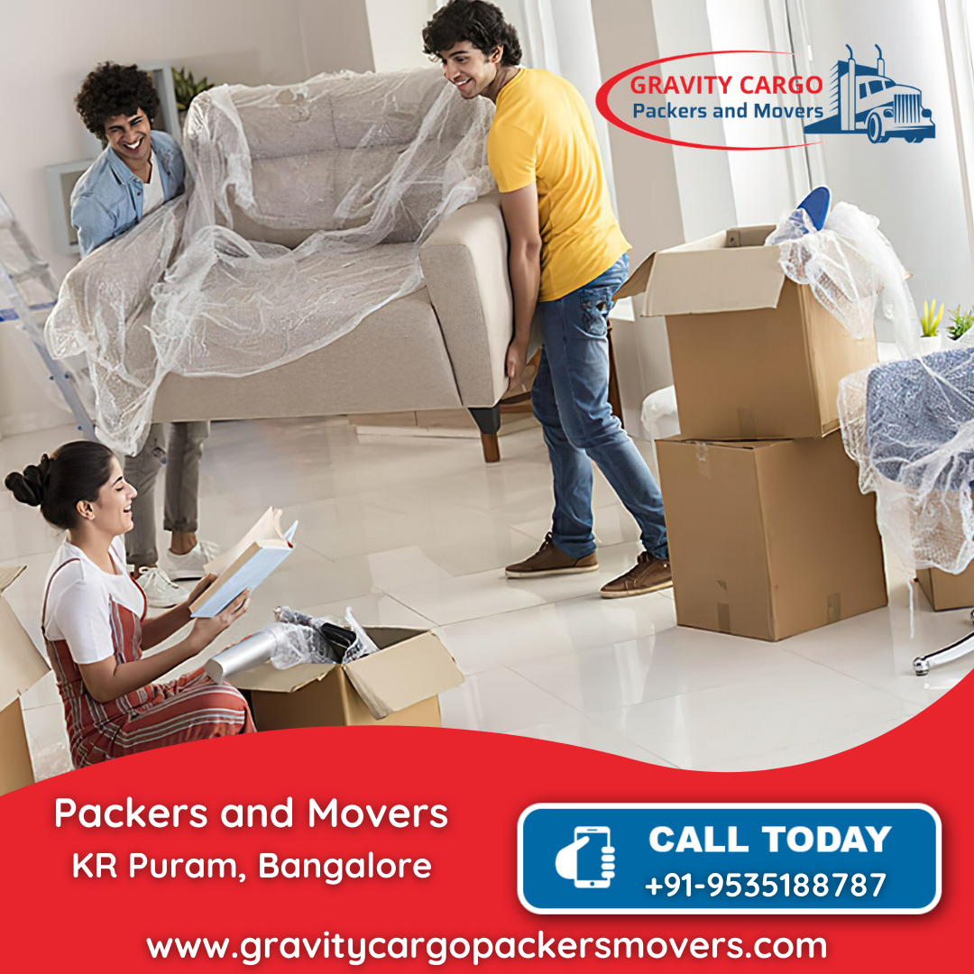 Gravity Cargo Packers and Movers
