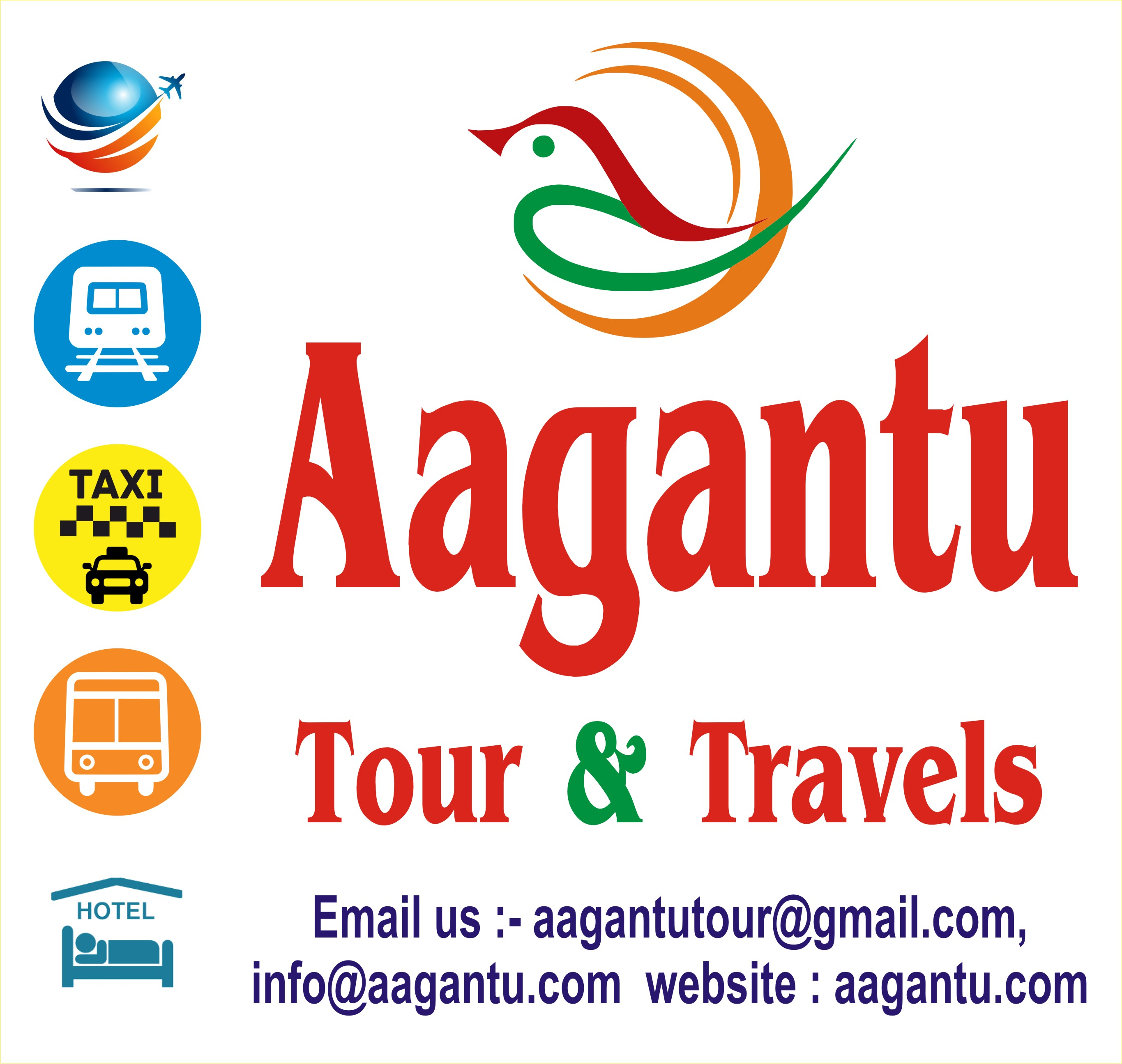 Aagantu Tour & Travels
