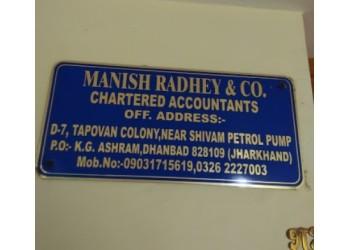 Manish Radhe & Co