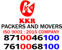 KKR Packers and Movers