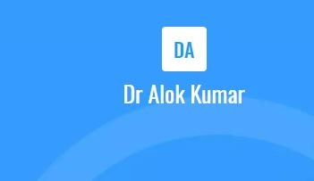 Dr Alok Kumar