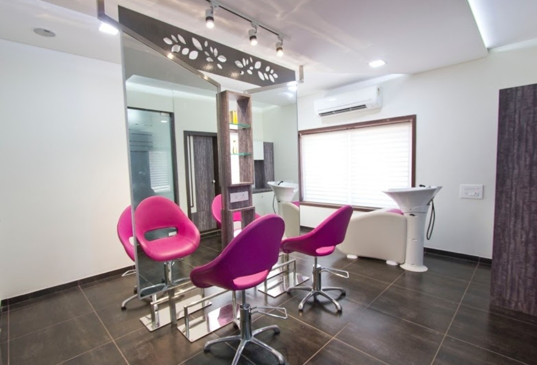 Violet Hair Skin Bridal Studio