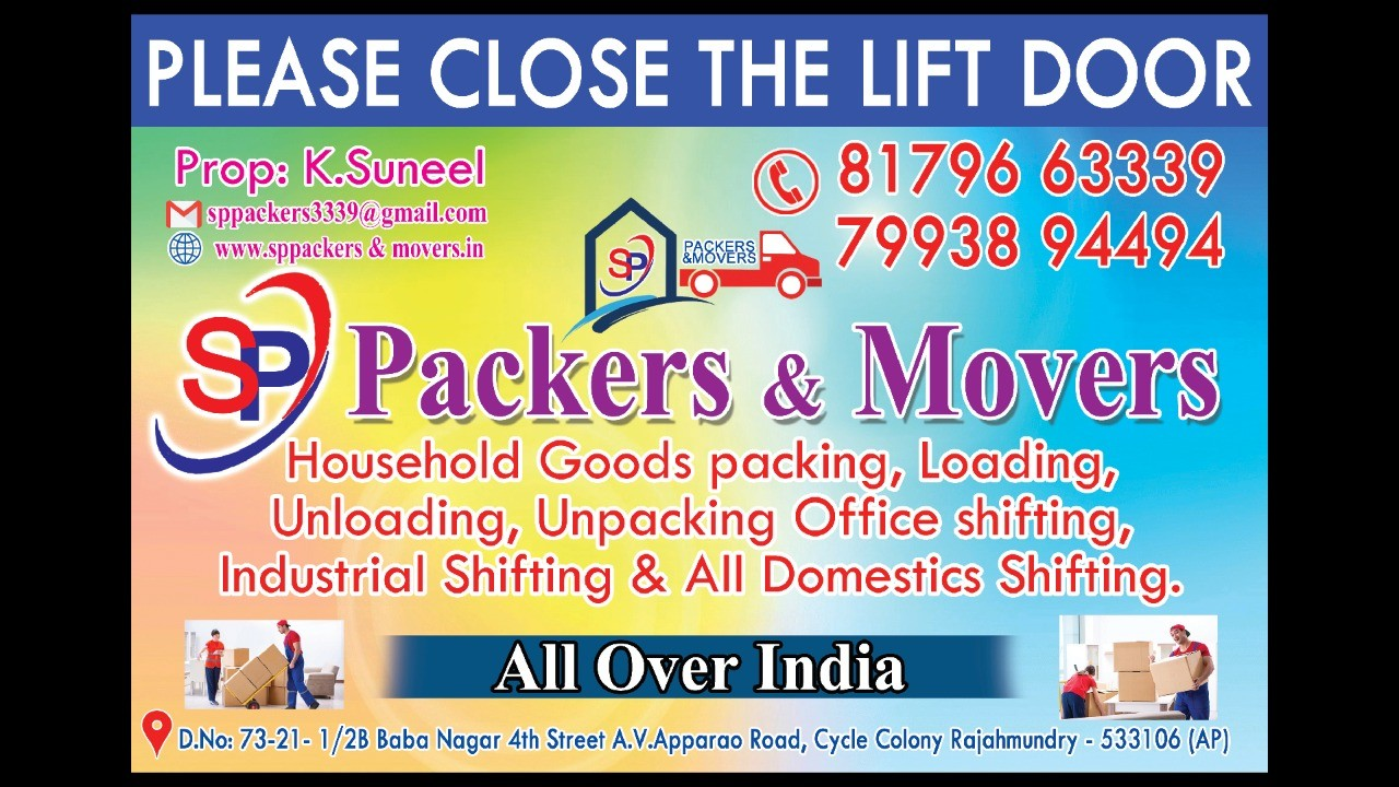 SP Packers and Movers